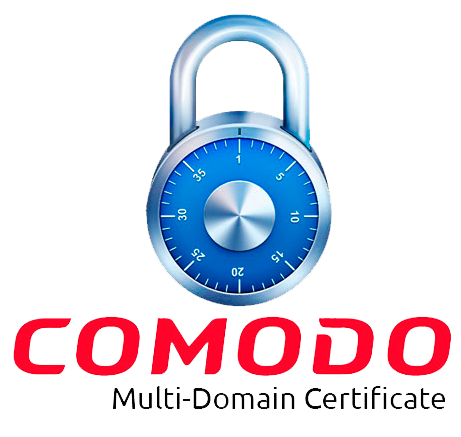 Sectigo (Comodo) Multi-Domain Wildcard SSL